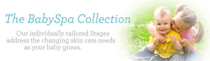 The BabySpa Collection