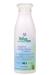 Soapless Body Wash