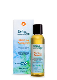 Nourishing Massage Oil