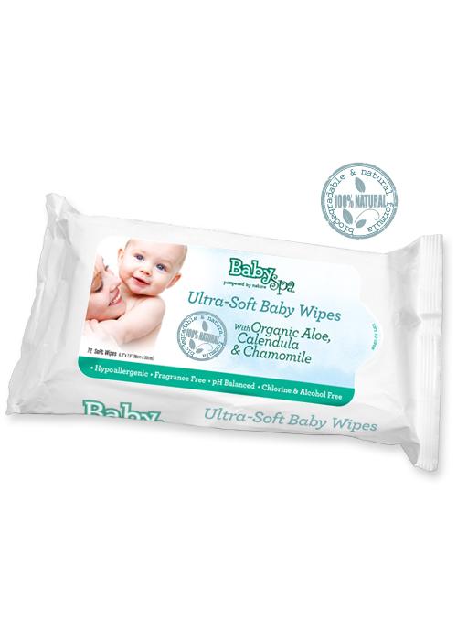 Chlorine Free Baby Wipes