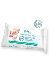 Ultra-Soft Baby Wipes